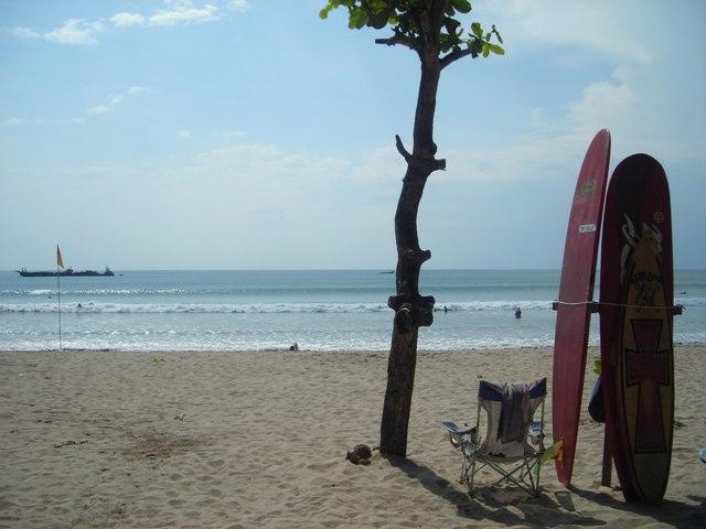 Pantai Kuta Bali, 3 November 2008