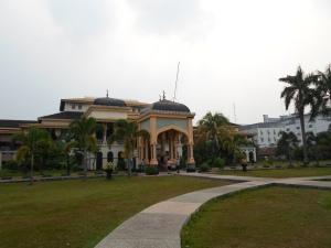 Istana Maimun, Medan