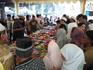 Bubur Masjid Raya
