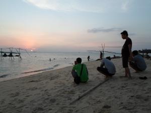 Menunggu Sunset