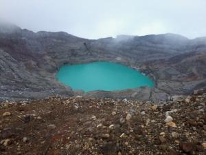 Kawah Puncak Merapi, Gunung Dempo