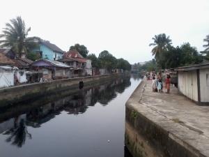 Tanggul Sungai Sekana